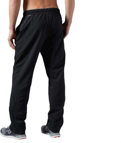 Reebok dresy męskie spodnie dresowe AJ3109 CZARNE