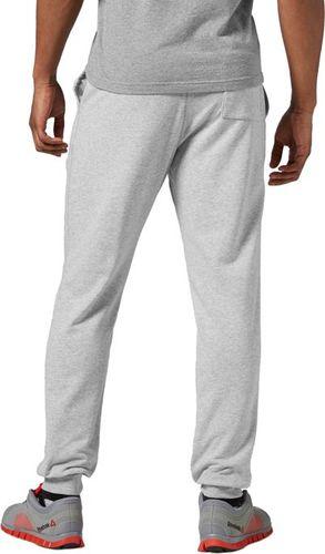 6b76db5de51f0e Reebok Spodnie męskie El Ft Cuff Pnt szary r. XS (Z73376)