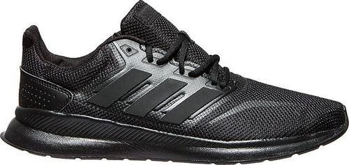 Adidas Buty męskie Runfalcon czarne r. 46 2/3 (G28970)