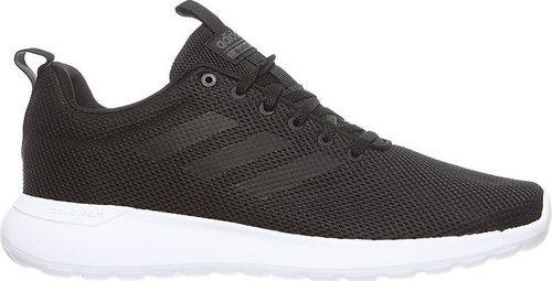 Adidas Buty męskie Lite Racer Cln czarne r. 46 2/3 (B96569)
