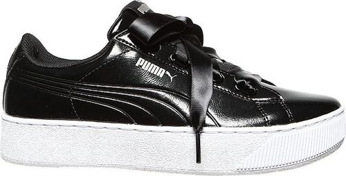 Puma Buty damskie Vikky Platform Ribbon czarne r. 40 (366419-01)