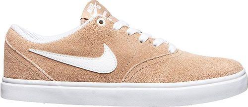 Nike Buty damskie Sb Check Solar beżowe r. 41 (BQ3240-200)