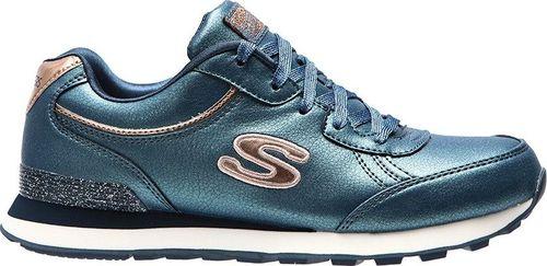 Skechers Buty damskie Shimers Og 82 niebieskie r. 37 (144/NVY)