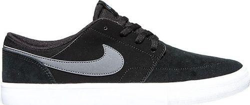 Nike Buty męskie Sb Portmore II Solar czarne r. 42.5 (880266-001)