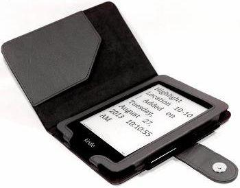 Pokrowiec C-Tech Kindle Paperwhite (Czarny) (AKC-06BK)