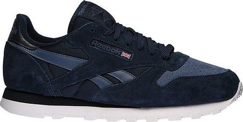 "Reebok Buty Reebok Cl Leather Np ""Collegiate Navy"" (V70835) 40.5"