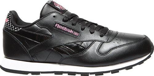 Reebok Dziecięce buty reebok Cl Leather Girl Squad Pack CM9136 36.5