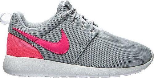 "Nike Buty Nike Rosherun (GS) ""Wolf Grey"" (599729-012) 38.5"