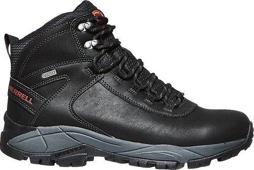 MERRELL Buty męskie Vego Mid Leather Wp czarne r. 46.5 (J311538)