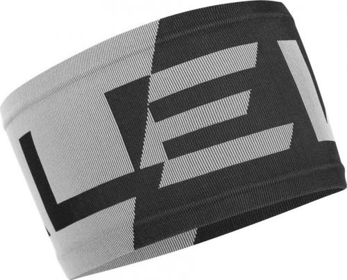 Salewa Opaska Pedroc Seamless Headband magnet czarno-szara r. uniwersalny