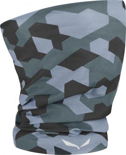 Salewa Chusta wielofunkcyjna Icono Headband black out camou szara