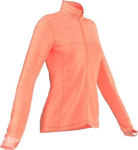 Adidas Bluza damska Sn Storm Jkt W pomarańczowa r. XS (AI8248)
