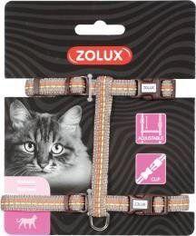 Zolux Szelki nylon regul. TEMPO kol. brązowy