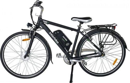 """Rower Elektryczny Prime 26"""" Czarny"""
