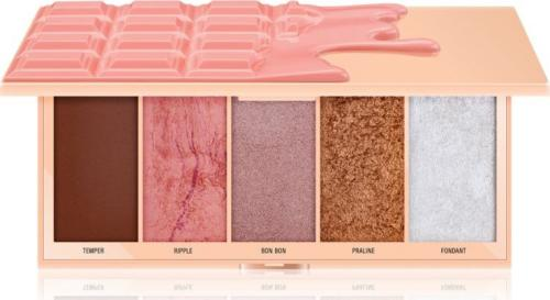 Makeup Revolution Paletka do konturowania I Heart Makeup Chocolate Palette Praline