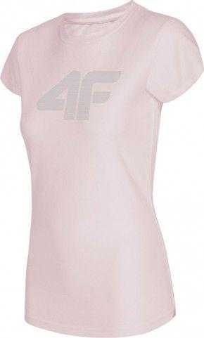 4f Koszulka damska H4L19-TSD005 56S różowa r. XL
