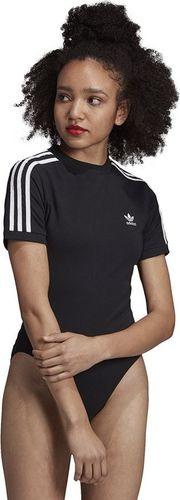 Adidas Body damskie Ss Body czarne r. 40 (ED7524)