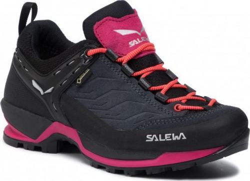 Salewa Buty damskie Mtn Trainer Gtx asphalt sangria r. 40.5 (63468-989)