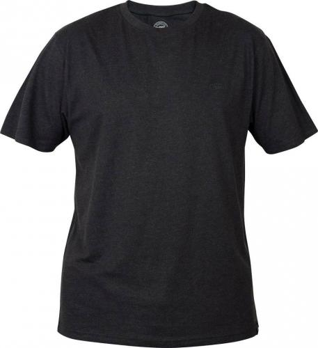 FOX Chunk Black Marl T-Shirt - roz. S (CPR1004)