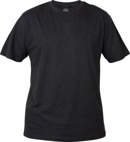 FOX Chunk Black Marl T-Shirt - roz. XXL (CPR1008)