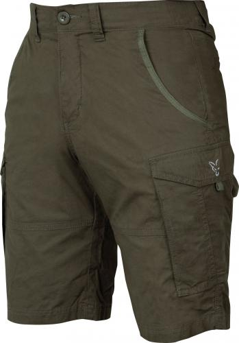 FOX Collection Combat Shorts Green & Silver - roz. S (CCL127)