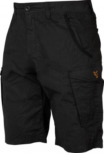 FOX Collection Combat Shorts Black & Orange - roz. S (CCL139)