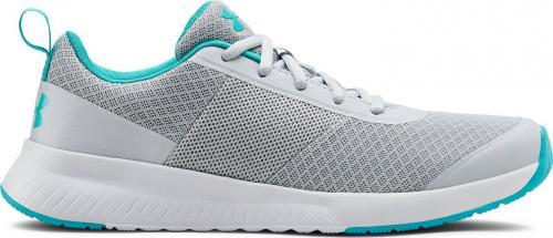 Under Armour Buty damskie Aura Trainer Halo Gray/White r. 36 (3021907-103)