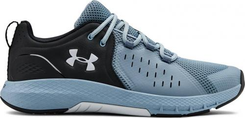 Under Armour Buty męskie Charged Commit Tr 2.0 Black/Ash Gray r. 42.5 (3022027-002)