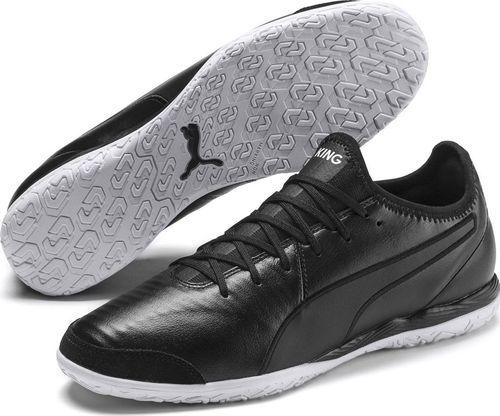 Puma Buty piłkarskie Puma King Pro IT czarne 105669 01 42
