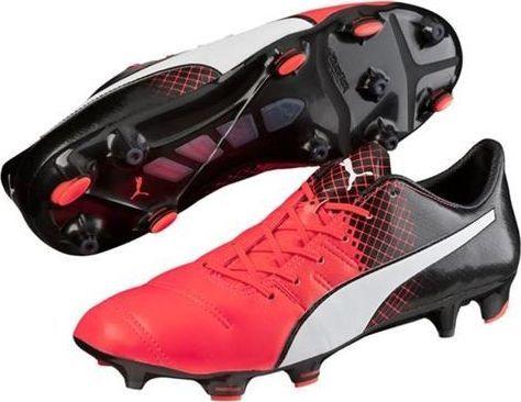 Puma Buty piłkarskie Puma evoPOWER 1.3 Lth FG 103850 01 42,5