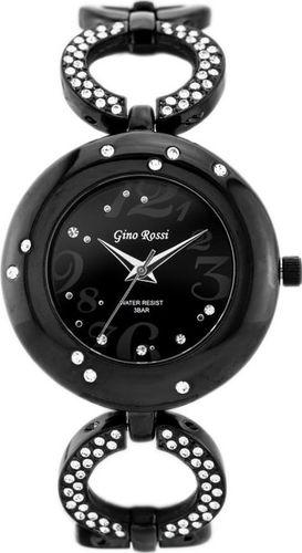 Zegarek Gino Rossi GINO ROSSI - 1789B (zg757c) uniwersalny