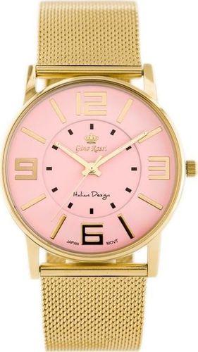 Zegarek Gino Rossi ZEGAREK DAMSKI GINO ROSSI - 1874B (zg665g) uniwersalny