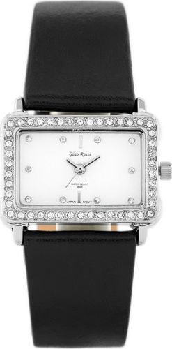 Zegarek Gino Rossi GINO ROSSI - 6017A (zg755f) uniwersalny