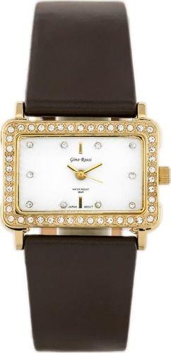 Zegarek Gino Rossi GINO ROSSI - 6017A (zg755e) uniwersalny