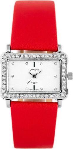 Zegarek Gino Rossi GINO ROSSI - 6017A (zg755c) uniwersalny