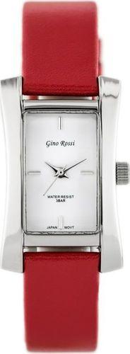 Zegarek Gino Rossi GINO ROSSI - VOLARE (zg533a) - RED uniwersalny