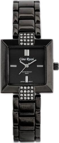 Zegarek Gino Rossi GINO ROSSI - 6574B (zg553b) graphite uniwersalny