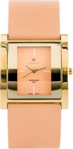 Zegarek Gino Rossi GINO ROSSI - DAFNE (zg576i) - peach uniwersalny