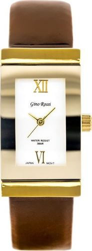 Zegarek Gino Rossi GINO ROSSI - ELITE (zg569e) uniwersalny