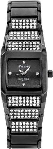 Zegarek Gino Rossi GINO ROSSI - 7306B (zg609b) graphite uniwersalny
