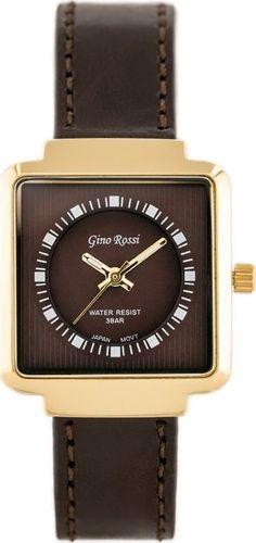 Zegarek Gino Rossi GINO ROSSI - 7486A (zg751c) uniwersalny