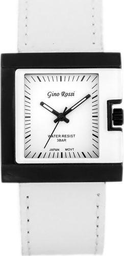 Zegarek Gino Rossi Gino Rossi VENICE (zg628c) - white/black uniwersalny