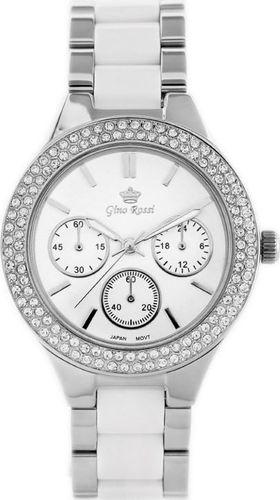 Zegarek Gino Rossi GINO ROSSI - 8412 (zg689a) uniwersalny