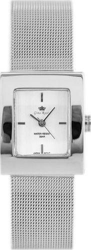 Zegarek Gino Rossi GINO ROSSI - DIORA - silver (zg571a) uniwersalny