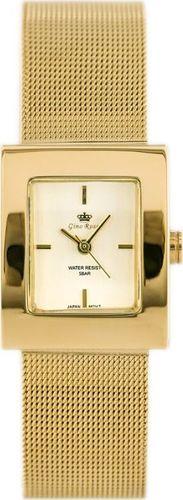 Zegarek Gino Rossi GINO ROSSI - DIORA - gold (zg571c) uniwersalny