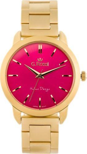 Zegarek Gino Rossi G.ROSSI - 10659B (zg684b) uniwersalny