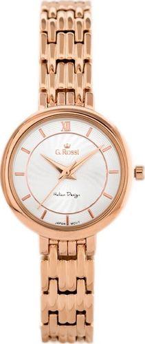 Zegarek Gino Rossi GINO ROSSI - 11106B (zg745f) uniwersalny
