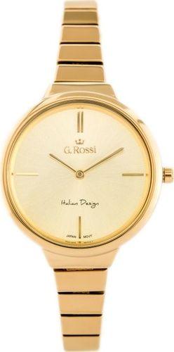 Zegarek Gino Rossi G.ROSSI - 11696B (zg706d) uniwersalny