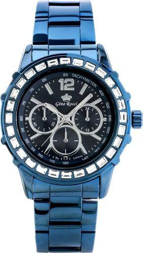 Zegarek Gino Rossi ZEGAREK DAMSKII GINO ROSSI 7259B (zg805d) uniwersalny