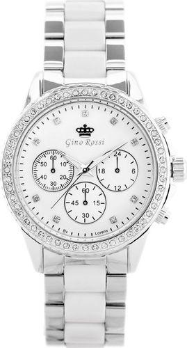 Zegarek Gino Rossi Zegarek damski GINO ROSSI 6287B (zg800a) uniwersalny